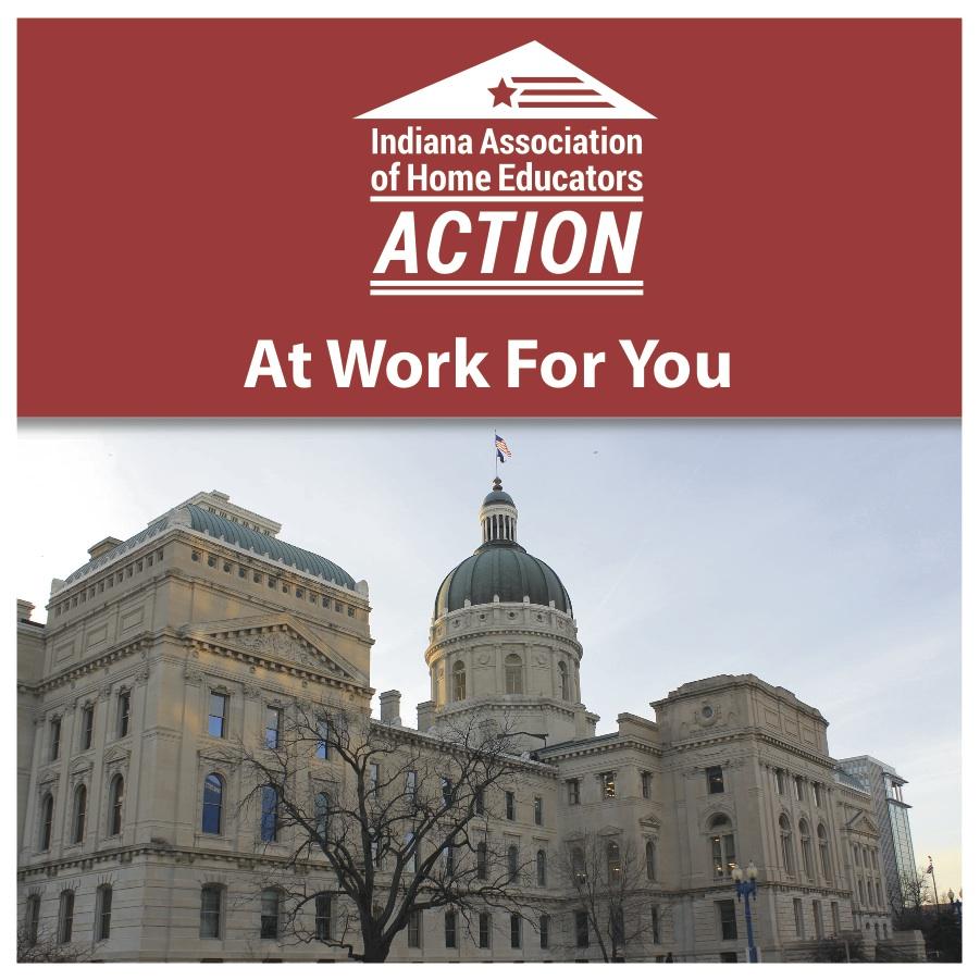 Indiana Legislation – IAHE Action